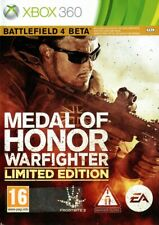 MEDAL OF HONOR WARFIGHTER LIMITED EDITION - XBOX 360 GAME (NO MANUAL) UK SELLER