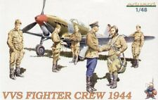Eduard 1/48 VVS Fighter Crew 1940 # 8509