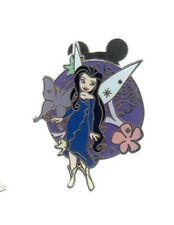 2009 Disney Parks Pixie Collectable Pin Free S&H Too!
