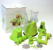 Kitchen Craft Wonder Juicer Manual Juicing Gadget Boxed With Instructions