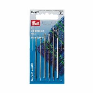 Prym 5/1 Short Yarn Darning Needle 124 662