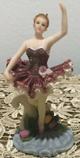 """Vintage MONTEFIORI COLLECTIONS 5"""" Tall Figurine."""