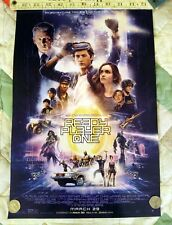READY PLAYER ONE 11x17 Official Movie Poster - Steven Spielberg