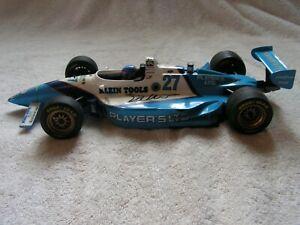 Jacques Villeneuve Signed Autographed 1:18 Scale Cart IndyCar Very Rare Indy 500