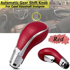 New Red Automatic Gear Shift Knob Shifter Stick For Opel Vauxhall Insignia Buick
