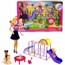 Barbie I Can Be Nursery School Teacher Playset New & Sealed
