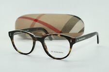 Brand New Unisex Burberry Glasses Model B2194 Burberry Case With Free SV Lenses