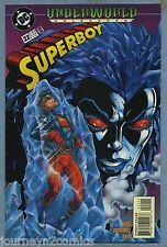 "Superboy #22 1995 ""Underworld Unleashed"" Karl Kesel Tom Grummett DC v"