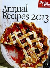 Better Homes and Gardens Annual Recipes 2013 Cookbook new hardcover