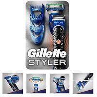 Gillette Fusion Proglide Shaving Styler Edging Blade Beard Trimmer 3 in 1 Razor