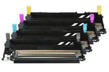vollDerBurner Rebuilt zu Samsung CLT-P4092C Toner Spar Set (BK,C,M,Y) 4 Stück