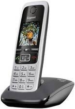 Siemens Gigaset C430 C 430 Schnurloses DECT Telefon schwarz