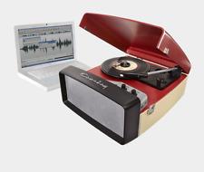 Crosley Collegiate Retro Vinyl Record Player Turntable - Red - New - Boxed