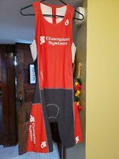 Champion System Tri Suit (back zip) men's extra large
