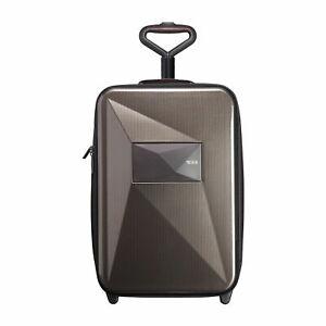 """Tumi Luggage Dror International Expandable Hardcase 22"""" Carry-on 068700ONX"""