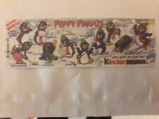 PEPPY PINGOS 1992 BEIPACKZETTEL 100% original