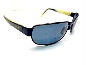 Maui Jim Sunglasses Frames ONLY BLACK CORAL * MJ249-2M 65-16-115 BLACK ITALY MJ