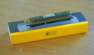 Graham Farish Class 47 Two-Tone Green N Gauge