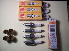 4 NGK ZFR6K11Spark-Plugs for HONDA ACCORD, CIVIC, CR-V, FR-V, STREAM 2.0ltr K20