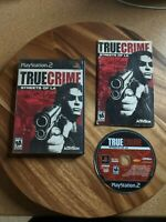 True Crime : Streets of LA , CIB & TESTED (Sony PlayStation 2, 2003)