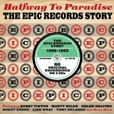 Halfway To Paradise - The Epic Records Story 1960-1962 3CD NEW/SEALED