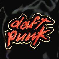 Daft Punk CD Homework - Europe