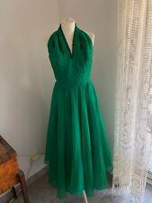 Ancienne robe de cocktail ou soirée époque 1950