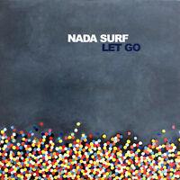 Nada Surf CD Let Go - Promo - Europe (EX/EX+)