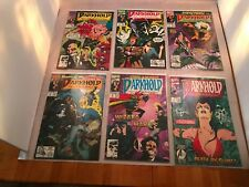 Marvel Comics Darkhold Pages From The Book Of Sins - Issues # 2-7 lot of 6 nm