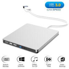 USB 3.0 Slim Player External DVD/CD Drive Burner Writer Recorder WIN