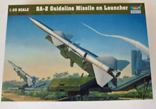 Trumpeter #00206 SA-2 Guideline Missile on Launcher 1/35
