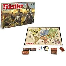 Hasbro Risiko Strategiespiel - B7404