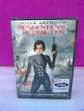 Resident Evil: Retribution (DVD, 2012) Milla Jovovich, Michelle Rodriguez