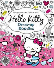 Dress-Up Doodles (Hello Kitty), New, DRESS-UP DOODLES-HELLO KITT_PB - Book