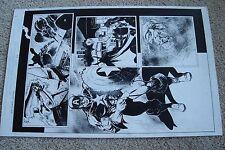 Avengers 1999 Annual pg. 36 Leonardo Manco Original Comic Art