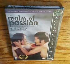 In The Realm of Passion (DVD, World Class Cinema) empire Nagisa Oshima NEW