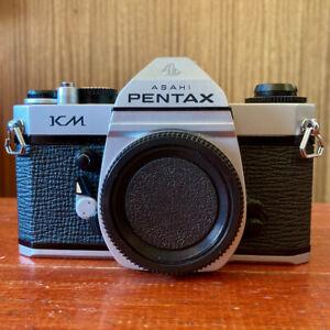 Asahi Pentax KM 35mm SLR Camera