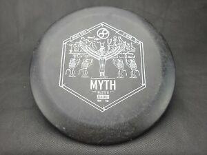 Infinite Discs Myth Run 1 P-Blend Disc Golf Putter 173g Used Disc Golf