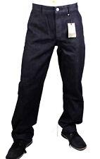 Armani Exchange A|X Mens Dark Indigo Wide Straight Leg Jeans - L6J15A1 Sz 28x30