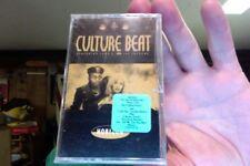 Culture Beat- Horizon- new/sealed cassette tape