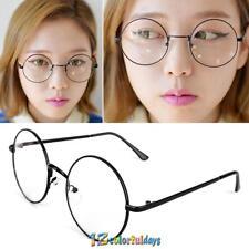Fashion Women Popular Glasses Harry Potter Cosplay Spectacles Round Eyewear UK
