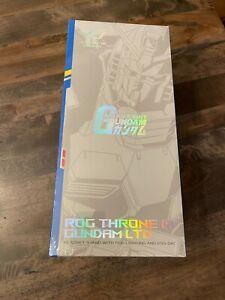 ASUS ROG Throne Qi GUNDAM Edition RGB Wireless Charging Headset Stand
