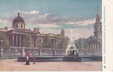 NO 213 - London, The National Gallery, Tuck Oilette  #770 Postcard, UN-USED