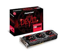 4GB PowerColor Radeon RX 570 Red Devil, 14nm Polaris, 2048 Streams, 1320MHz Boos