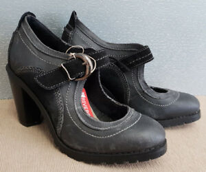 BNWT Ladies Sz 36 5 Rivers Brand Riversoft Gorgeous Black High Heel Sandals Shoe