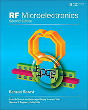 RF Microelectronics (2nd Edition) (Prentice Hall Communications Engineering and