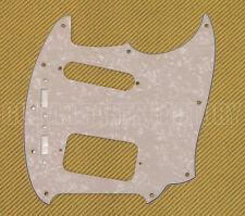 JGS-1228 WD Pearloid 3-Ply Jag-Stang Guitar Pickguard WP/B/W