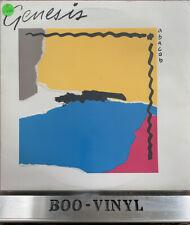 GENESIS. Abacab. Vinyl,LP,Album. UK CBR 102 EMBOSSED 1981 EX+ Con
