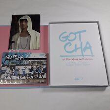 GOT7 GOTCHA 1st Photobook in Malaysia Official DVD Postcard 7p set K-POP Goods
