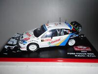 FORD FOCUS WRC RALLY MONTE CARLO 2004 MARTIN ALTAYA IXO 1:43